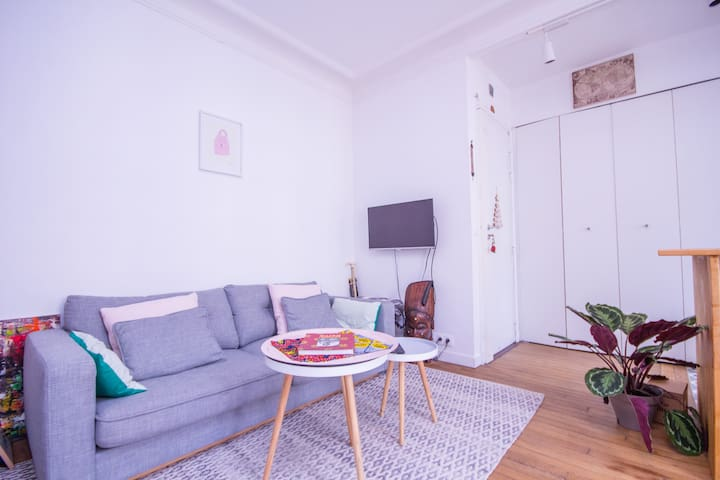 Nice 2 room apartment close to the Opéra Bastille