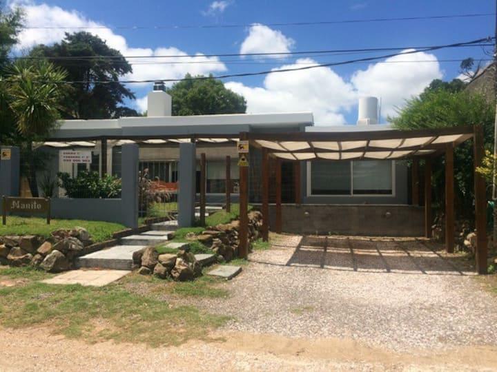 Casa de veraneo con Piscina y Barbacoa 3 dor 3 bañ