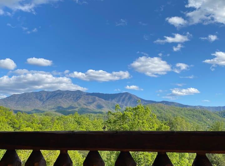 Breathtaking Views Mt. LeConte/3 Miles 2 DwTN Gat