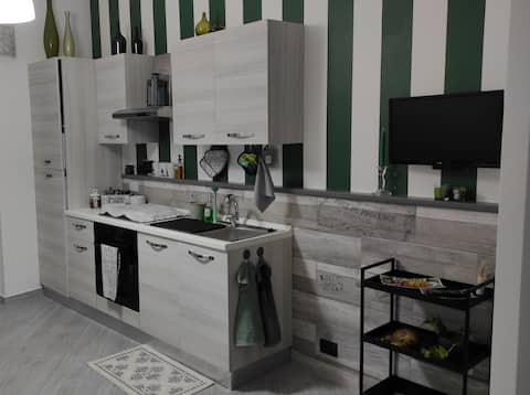 Apartamento reformado de ensueño en Génova