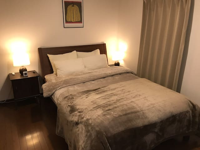 Bed Room 2 (Double Size Bed)