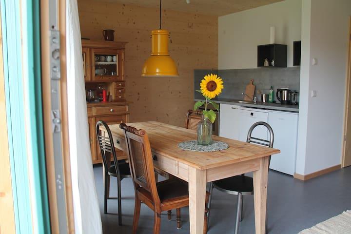 Wohnen im ökologischen Wohnprojekt - Reichenschwand - Pis