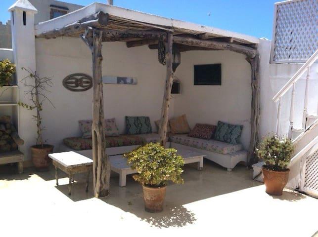 Charming flat with terrace  - Essaouira - Apartamento