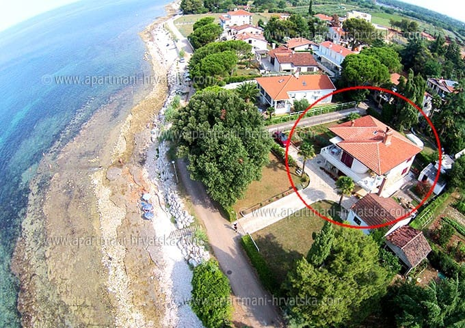 Apartment Krota - Umag - Flat