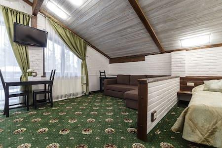Гостевой дом Ель ***в 7 минутах от аэропорта*** 8 - Ufimskiy rayon