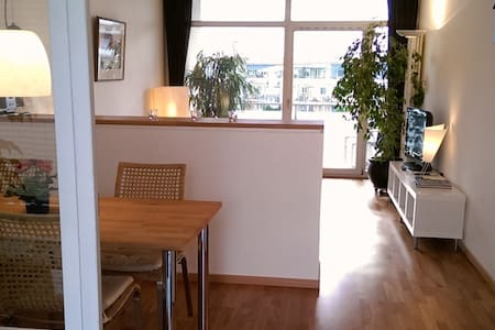Bright appartment with sky view - Freiburg - Apartment