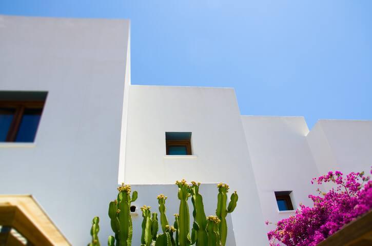 Casa Marlene. Piscina privada- wifi. - Almería - House
