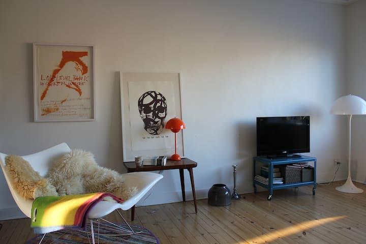 3 Dbl Bedroom flat in Hellerup