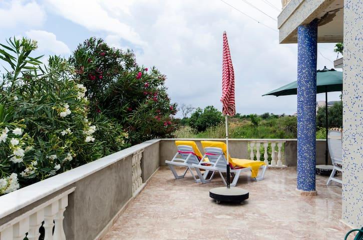 3 katli vila - Türkler - Maison