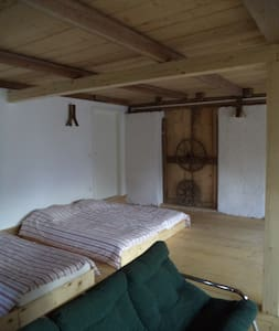 Big dorm in old renovated barn - Brezje