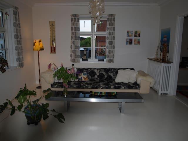 Stor villa med egen have - Nykobing Falster - Villa