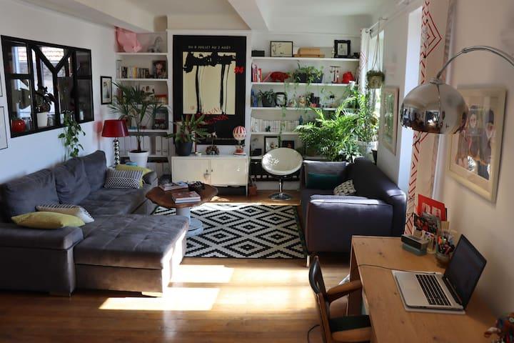 Bel appartement centre Montélimar