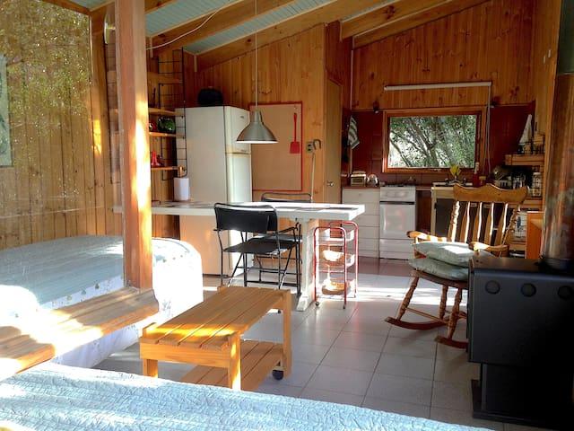 Cabaña entre lavandas y bosque en El Ingenio