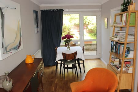 2 bedroom house sleeps 6 - Bearsden