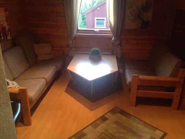 Liten leilighet sentralt i Mosjøen