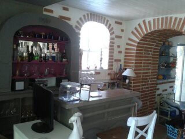 Authentique maison de village - Canohès - Ház