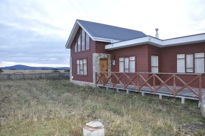 Acogedora casa de campo de 100mts2