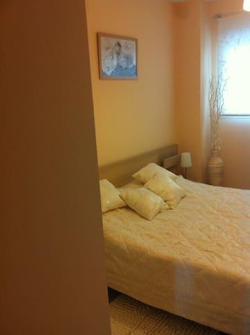 Вторая спальня, кровать 180/200