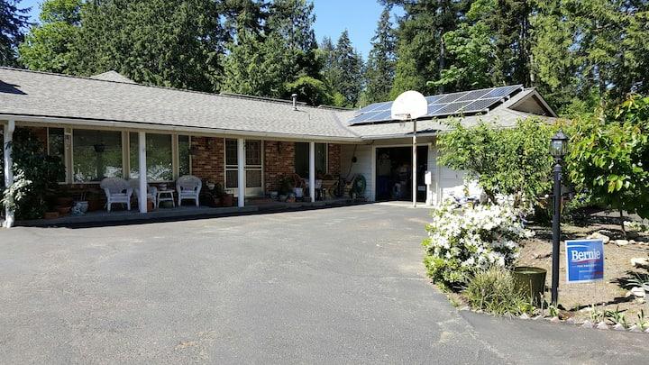 2.  One bedroom, one bath in Kirkland Washington