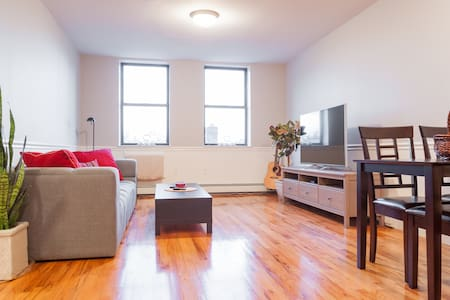 2 BR Dumbo Brooklyn. Amazing views! - Brooklyn