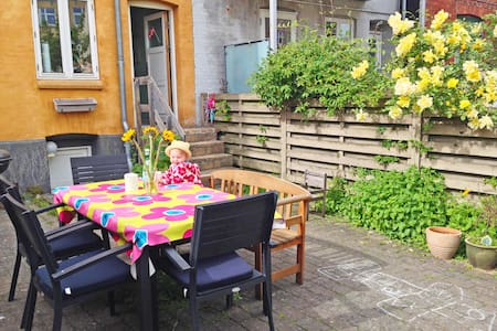 Charming & fam. friendly townhouse