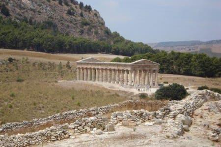 House in Calatafimi Segesta - Calatafimi - Hus
