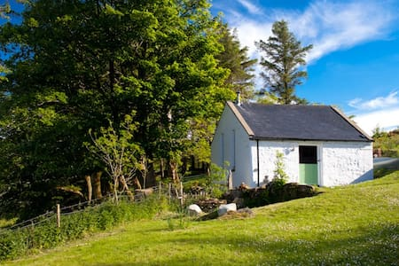 Idyllic cottage retreat in Donegal  - Fintown - Kulübe