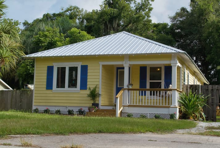 Hibiscus House - Pet Friendly - St Augustine