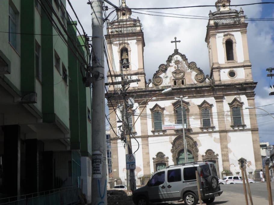 Visinho Igreja de N.S..Santana