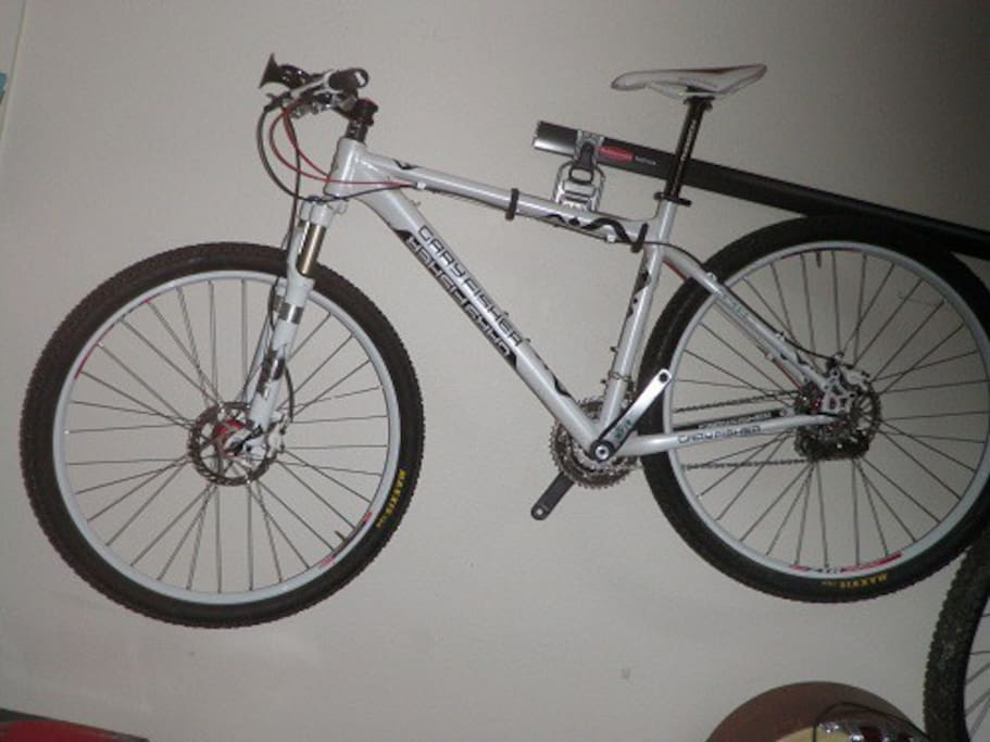 229er's full suspension and hardtail...