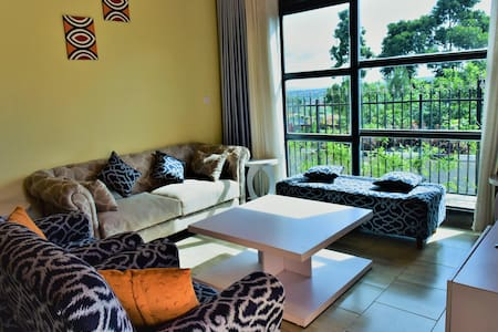 Spacious entire 3 BEDROOM home near Kigali Airport