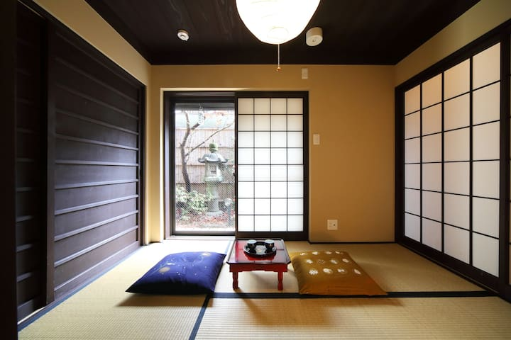 【Kyo no Machi ASUKA】Good Access! Private house - Higashiyama Ward, Kyoto - Talo