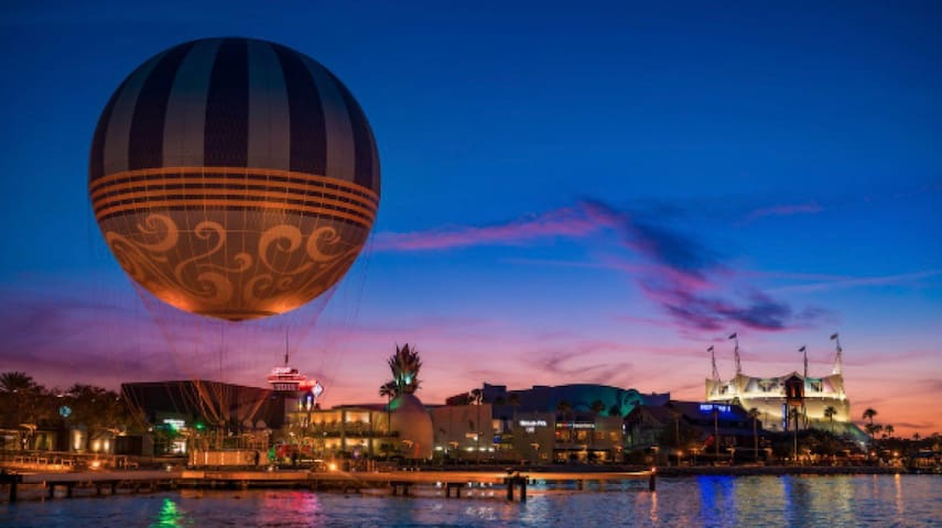 The Best Luxury Apt perfect location Theme Parks