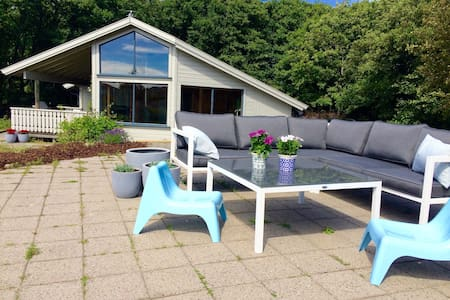 Large and cozy summer house close to Stavern - Larvik