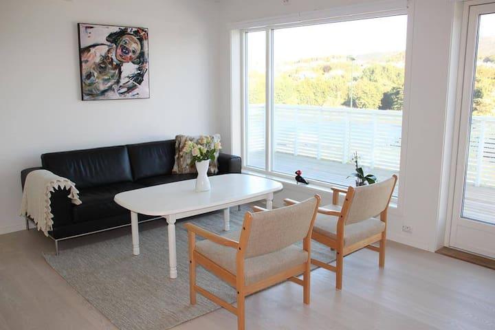 Modern apartment near Pulpit Rock