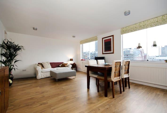 Large 2 bed flat, Shoreditch - London - Apartment