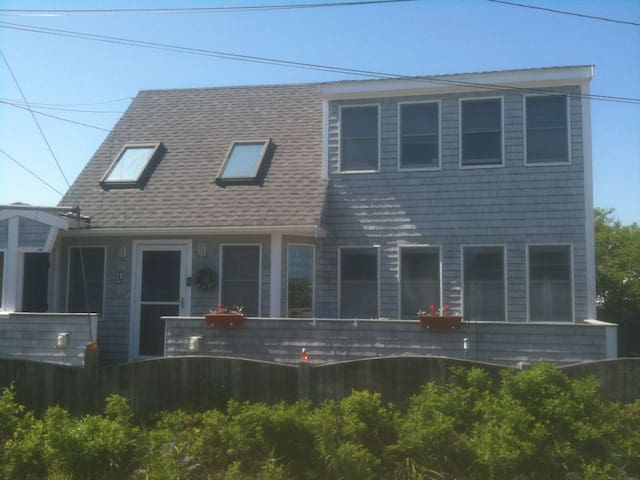 Sunny rooms on scenic Plum Island - Newbury - Haus