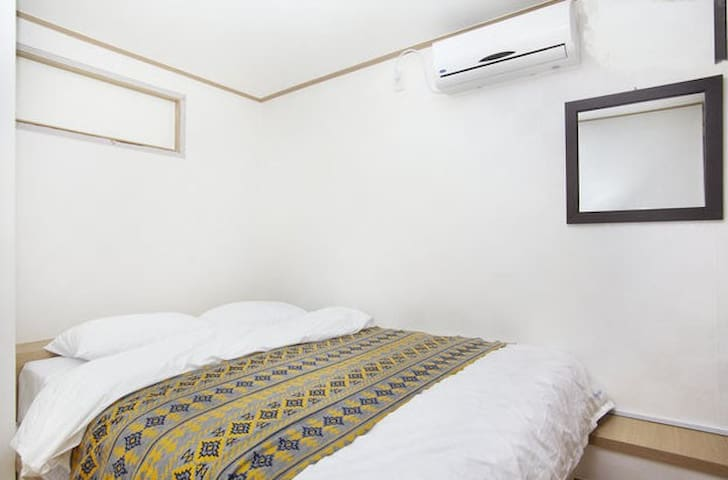 405[HOT PRICE] QN AC/WiFi/privbathr - Jung-gu - Apartament