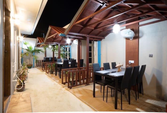 Deluxe Room in Ukulhas Inn, Maldives