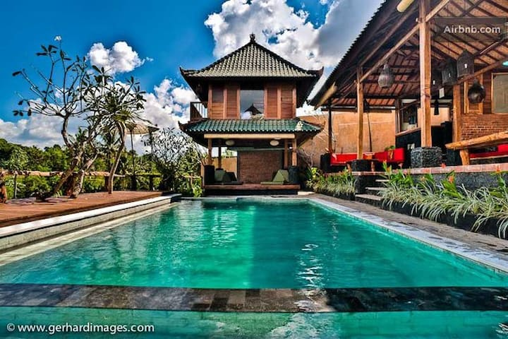 Bungalow on the ricefield - North Kuta - Bed & Breakfast