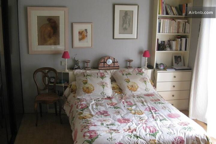Chambres privées dans belle Villa   - Perpignan - Bed & Breakfast