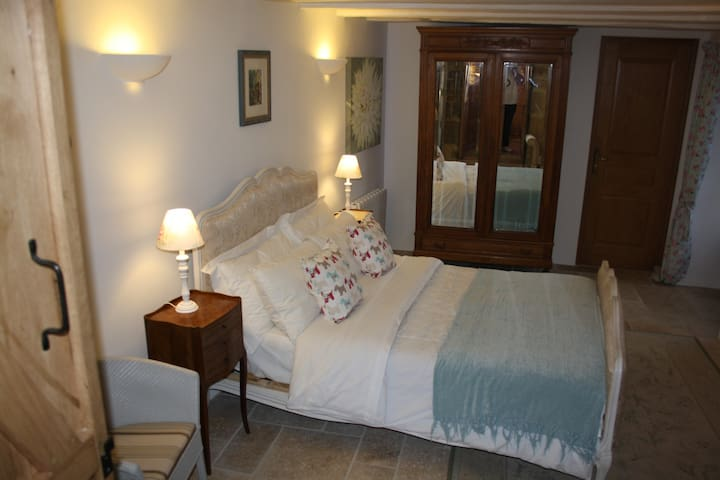 Double Room in La Roque Gageac - La Roque-Gageac