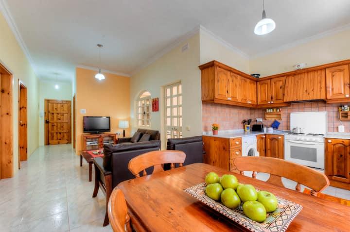 Bellavista  3 Bedroom Apartment with A/C