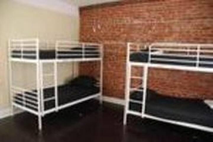 Downtown mixed dorm bed 2