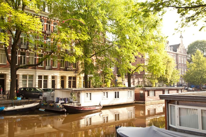 Lovely Canal House in Centre for 4! - Amsterdam - Pis