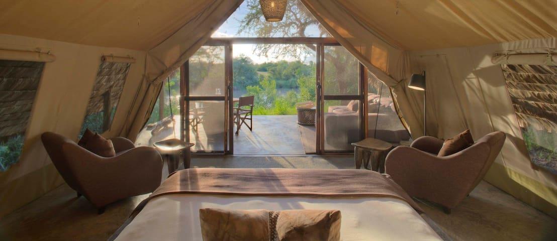 Grumeti Serengeti Tent Suite