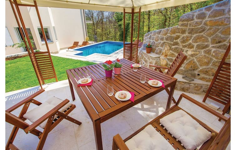 Charming Apartment with swimming-pool - Opatija - Appartement