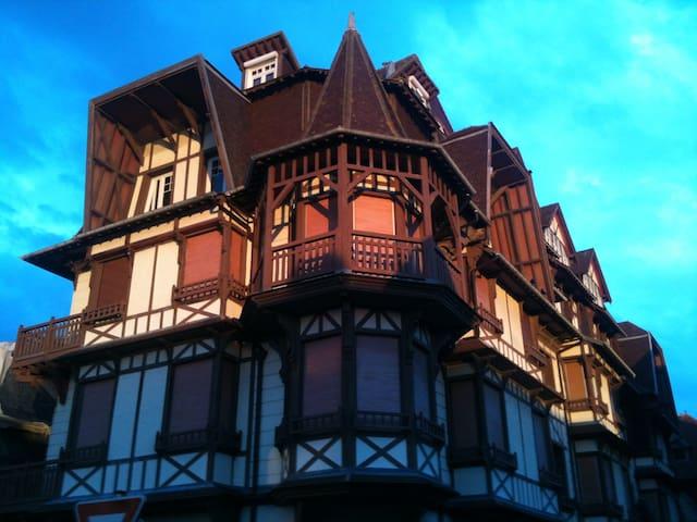 3 P de charme idéalement situé Mer - Étretat - Apartment