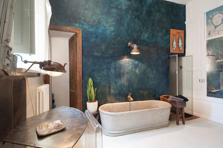 """Stanza della """"Cisterna""""Casa Faranda - Castroreale - Dům"""