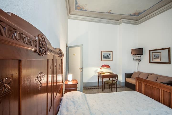 Casa Rovai Triple room